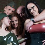 247 Photos From The Sin City Military Fetish Ball