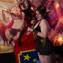 """Sin City """"Carnival of Kink"""" at Imperial, Vancouver, BC. April 12, 2014  More here: http://www.gothic.bc.ca/photogallery?event=Sin+City&day=2014-04-12 ."""