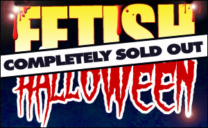 Halloween is sold out