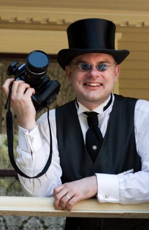 Michael R. Barrick - Sin City's resident photographer!