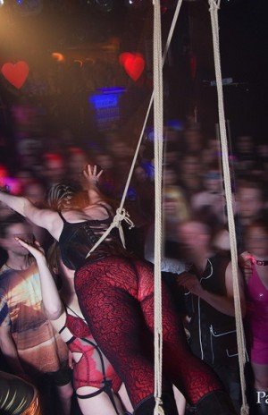 Vertigo Rope during their main stage performance