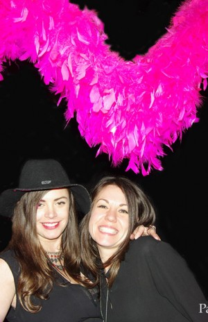 Even the bartenders and event staff jumped into the photo booth for a quick pic at the end of the night!