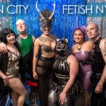 390 Photos From The Sin City Fetish NYE Ball