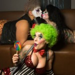 200+ PHOTOS FROM SIN CITY'S CARNIVAL OF KINK