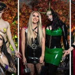 Fetish Halloween 2018 (400+ Photos)